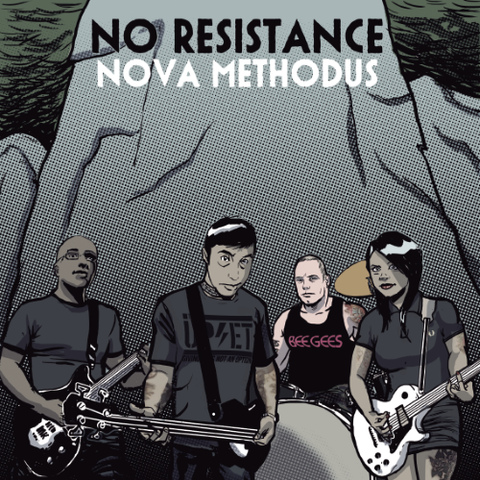 "No Resistance - Nova Methodus 10"" DISTRO MLP"