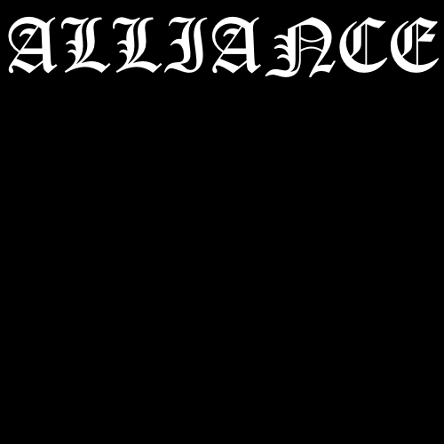 "Alliance - s/t 7"" EP DISTRO EP"