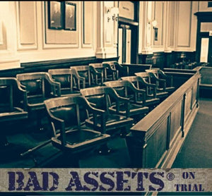 Bad Assets -  On Trial Digipak CCM CD