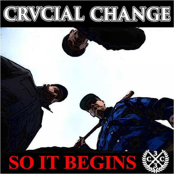 Crucial Change - So It Begins (With Bonus Tracks) CD CCM CD