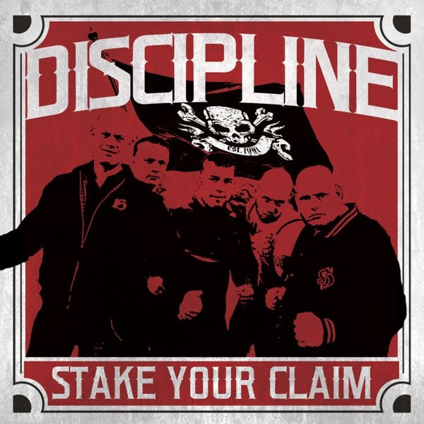 Discipline - Stake Your Claim DISTRO LP