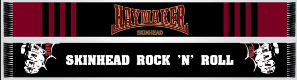 Limited Run Haymaker Scarf - Made In The UK