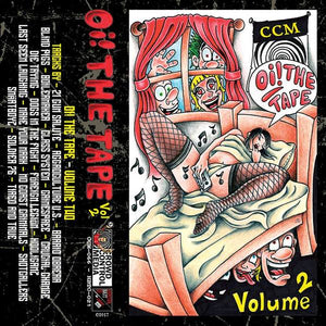 Oi! The Tape 2 CCM Cassette
