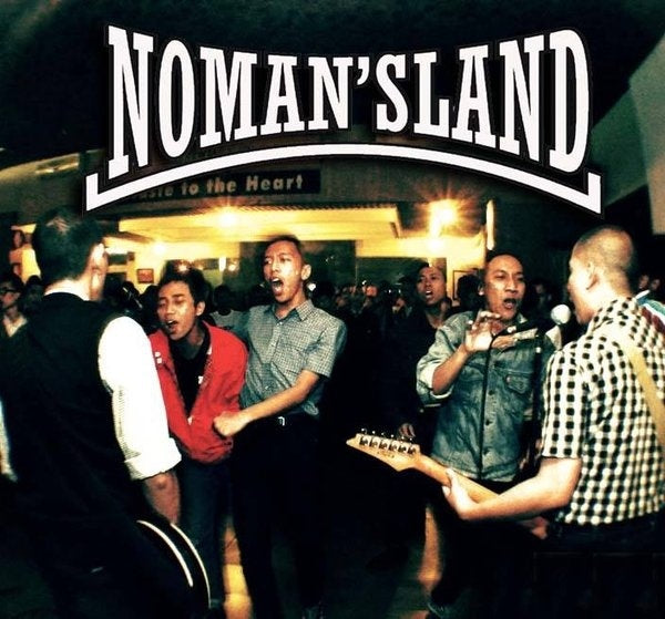 "No Man's Land / Surgery Without Research split 7"" DISTRO EP"