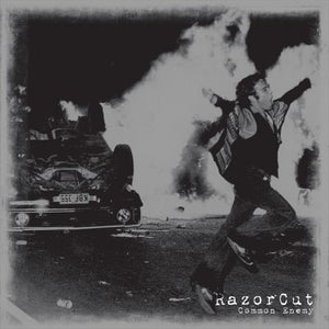 Razorcut - Common Enemy Gatefold LP DISTRO LP