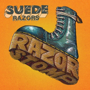 Suede Razors - Razor stomp CD DISTRO CD