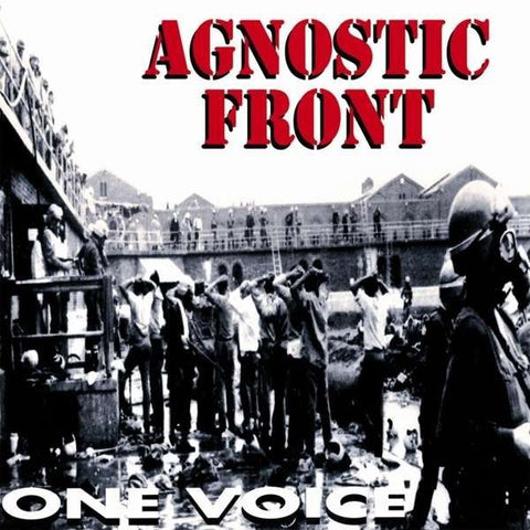 Agnostic Front - One voice LP DISTRO LP