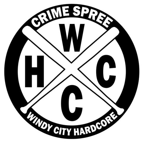Crime Spree - S/T  DIGIPAK & LP CCM LP