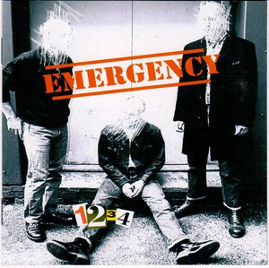 "EMERGENCY: ""1234"" Gatefold 12"" LP DISTRO LP"