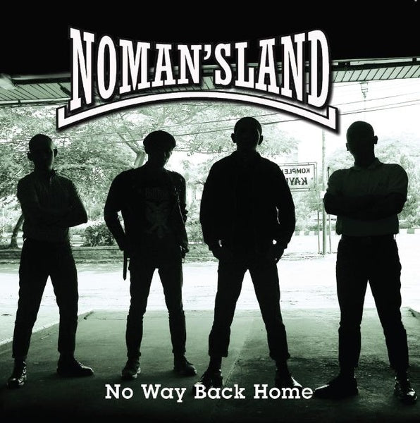 No Man's Land - No Way Back Home LP DISTRO LP