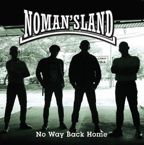 No Man's Land - No Way Back Home DISTRO CD