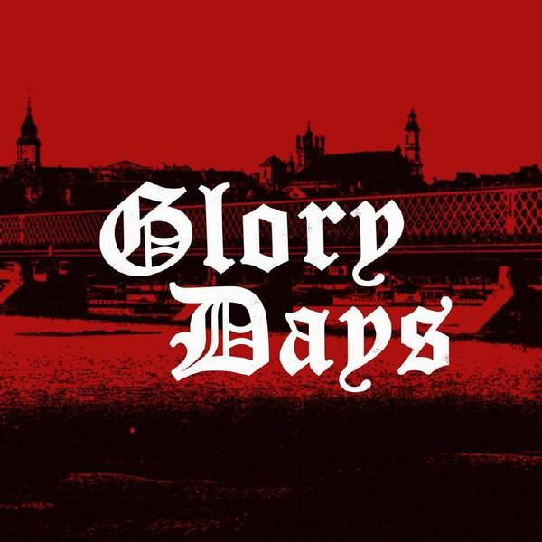"Glory Days - S/T 7"" DISTRO EP"