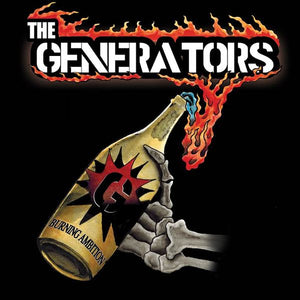The Generators - Burning Ambition (15th Anniversary Edition!) CCM LP