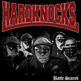 The Hardknocks - Battle Scarred LP test pressing