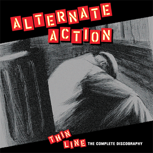 Alternate Action - Thin Line LP DISTRO LP