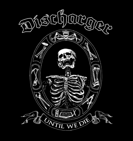 Discharger - Until We Die LP DISTRO LP