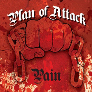"Plan of Attack - Pain 7"" DISTRO EP"