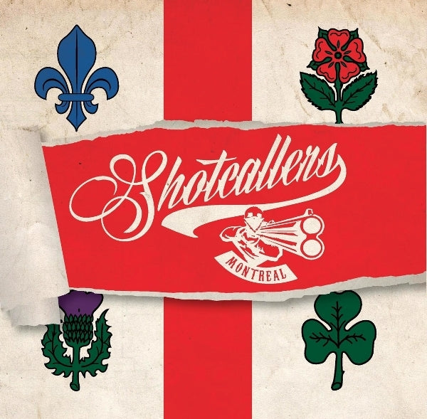 "Shotcallers - Shot Callers 7"" EP CCM EP"