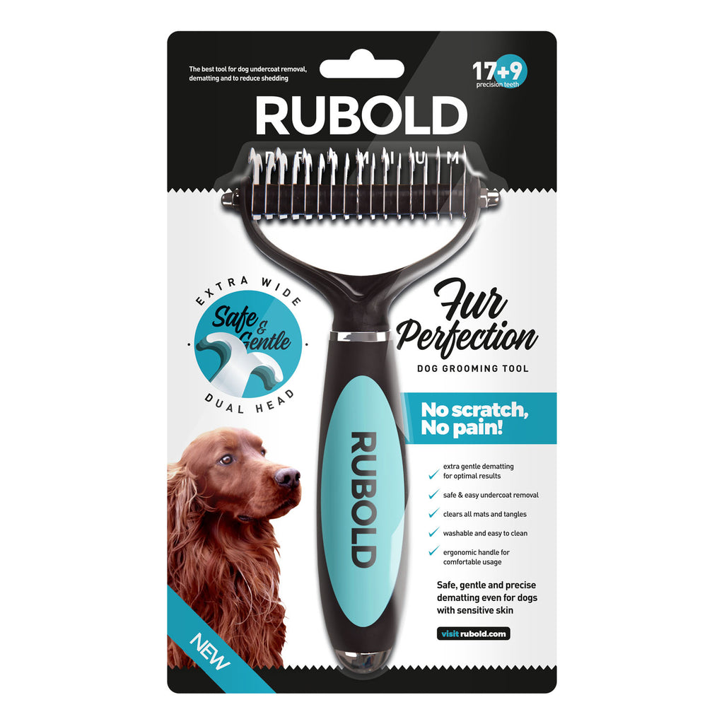 Fur Perfection Dematting Tool for Dogs - RUBOLD