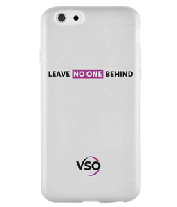 Leave No One Behind iPhone 6S Case