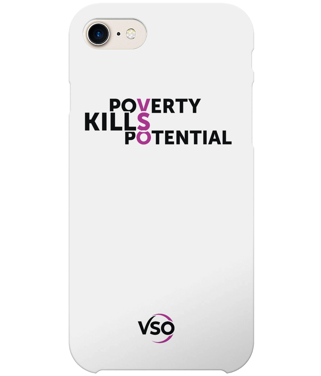 Poverty Kills Potential iPhone 7 Case