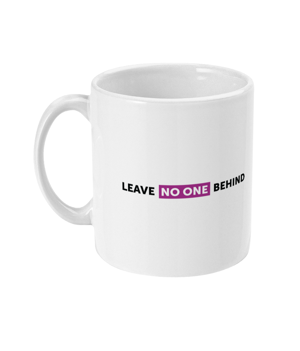 Leave No One Behind - Mug