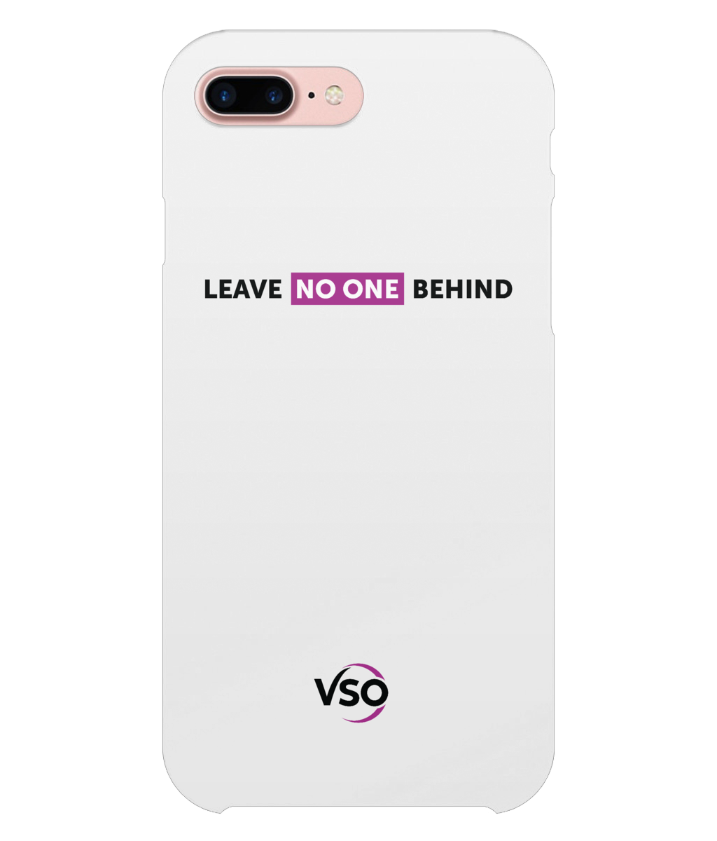 Leave No One Behind iPhone 7 Plus Case