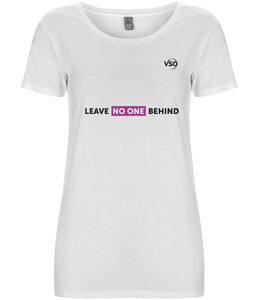 Leave No One Behind Women's T-shirt
