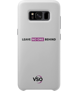 Leave No One Behind Samsung Galaxy S8 Case