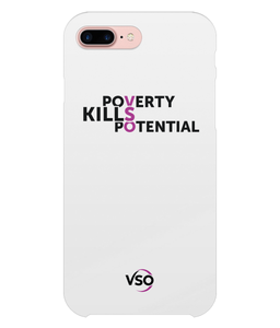 Poverty Kills Potential iPhone 7 Plus Case