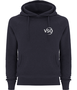 VSO Unisex Pullover Hoodie (white logo)