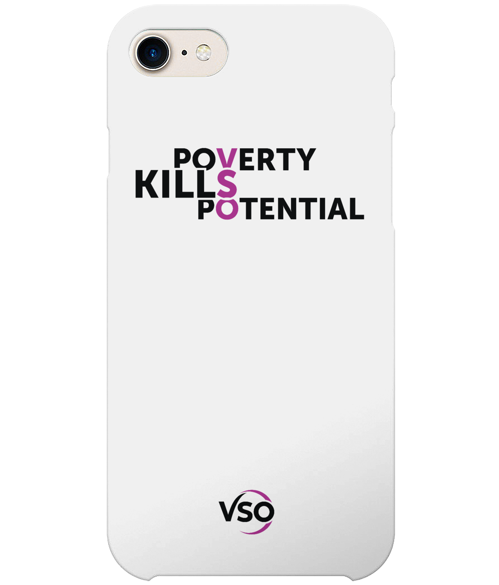 Poverty Kills Potential iPhone 8 Case