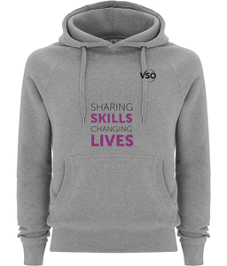Sharing Skills Changing Lives Unisex Pullover Hoodie