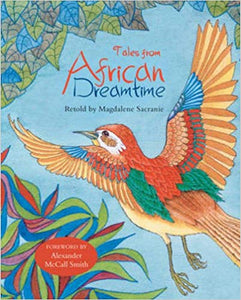 Tales from African Dreamtime - Book