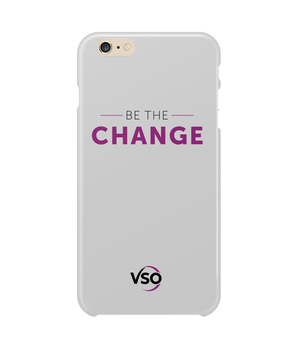 Be The Change iPhone 6S Plus Case