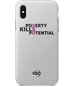 Poverty Kills Potential iPhone X Case