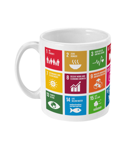 Sustainable Development Goals (SDGs) Mug