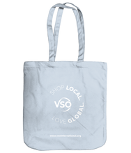 Shop Local Love Global EarthAware Organic Spring Tote