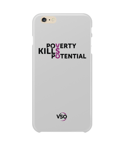 Poverty Kills Potential iPhone 6 Plus Case