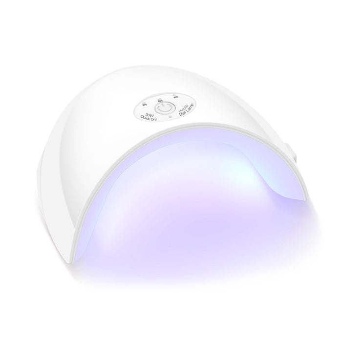 36W LED Automatic Sensing Nail Polish Dryer Lamp