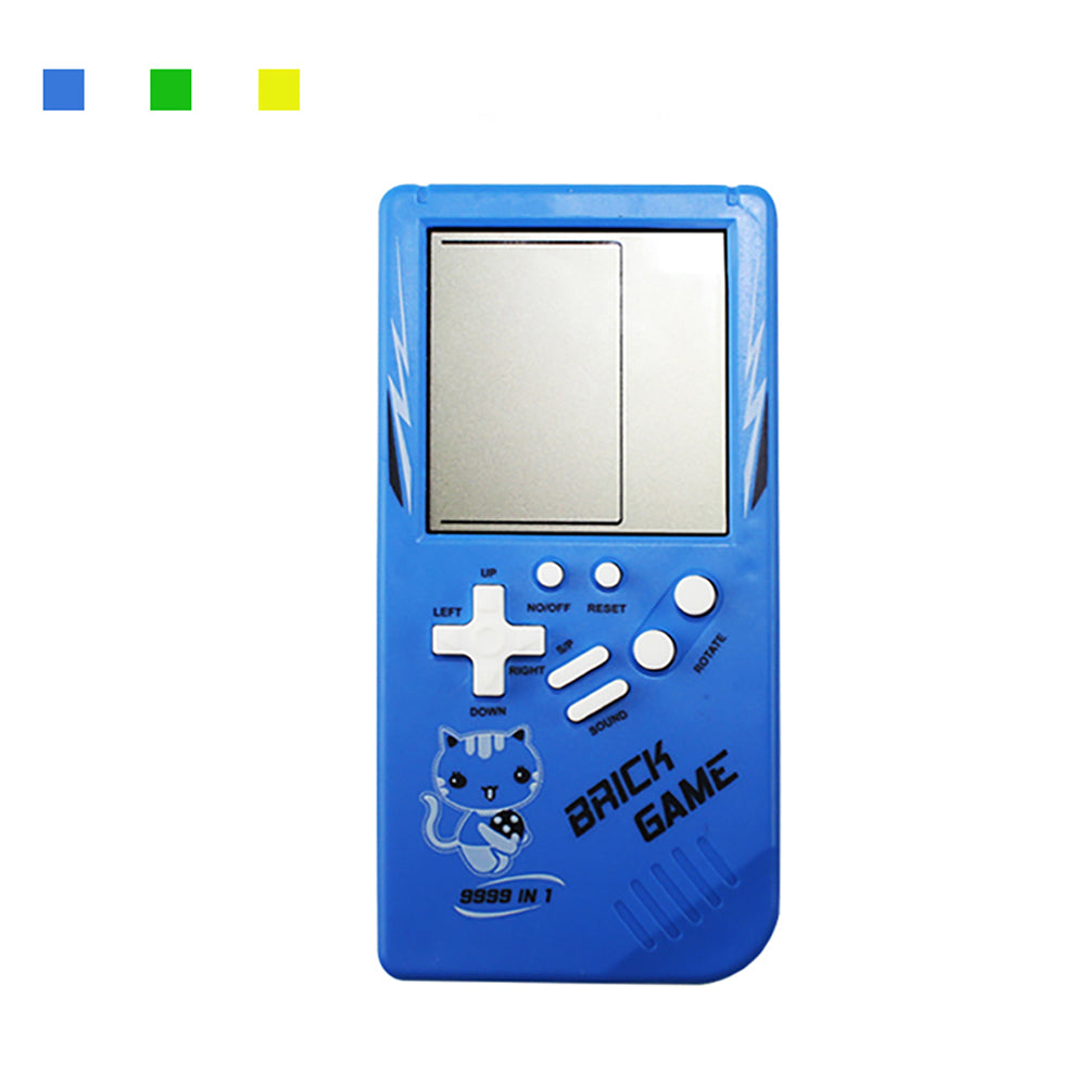 Retro Childhood Tetris Handheld Game Player