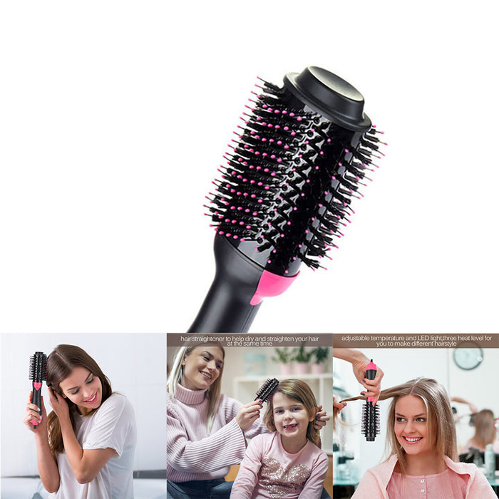 2 in 1 Hot Hair Brush Multifunctional Hair Dryer