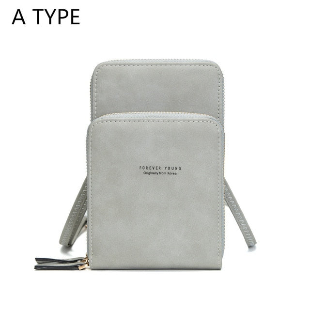 Crossbody Cell Phone Shoulder Bag Arrival Cellphone Bag Fashion Daily Use Card Holder Mini Summer Shoulder Bag for Women Wallet