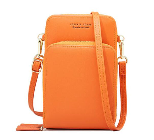 Crossbody Cell Phone Shoulder Bag Women Cellphone Bag Fashion Daily Use Card Holder Mini Summer Shoulder Bag for Wallet