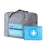 2018 Travel Bag WaterProof Packing Cubes Folding Luggage Bag Large Capacity Travel Hand Bag Nylon Unisex Travel Luggage Handbags