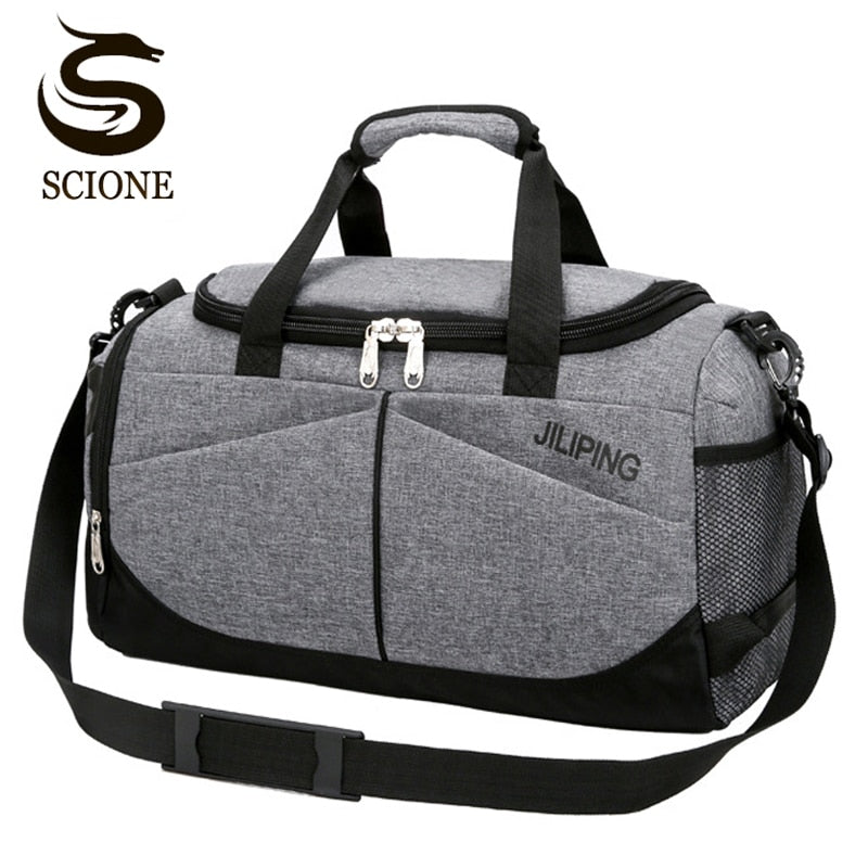 Hot Men Travel Handbag Large Capacity Female Women Luggage Travel Duffle Bags Male Canvas Big Travel Folding Trip Shoulder Bag