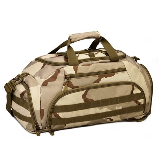 35L Military Backpack Rucksack Tactics Molle Army Bags Nylon Waterproof 14 Inch laptop Package Camera Bag Men Travel Bag