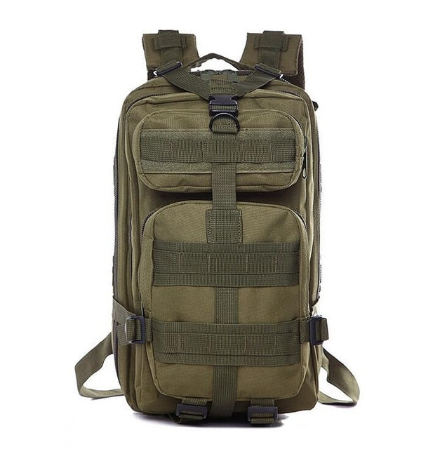 Hot 3P Tactical Backpack Military Army Outdoor Bag Camping Men Military Tactical Backpack Cycling Hiking Sports Climbing Bag 25L