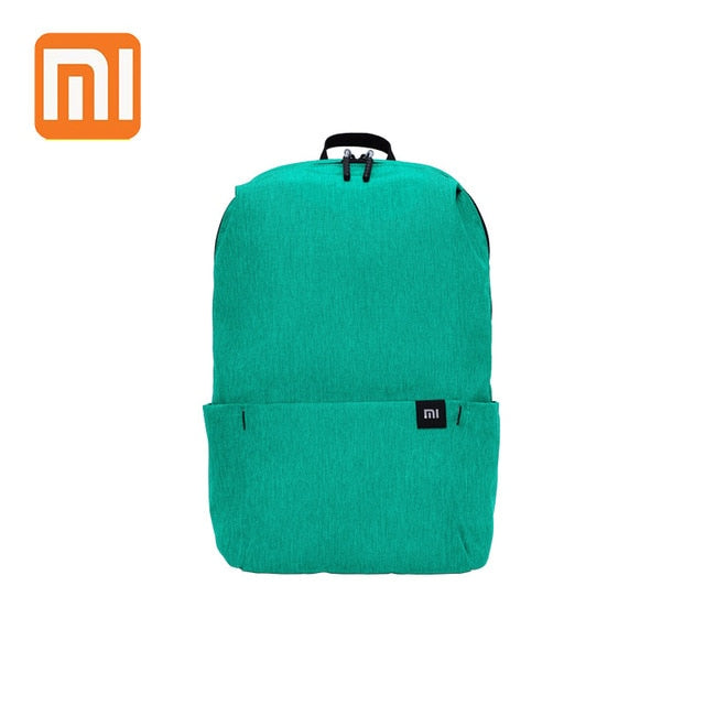 XIAOMI Backpack 10L Mini Bag 8 Colors for Women Men Boy Girl Daypack Waterproof Lightweight Portable Chest Sling Bags for Travel