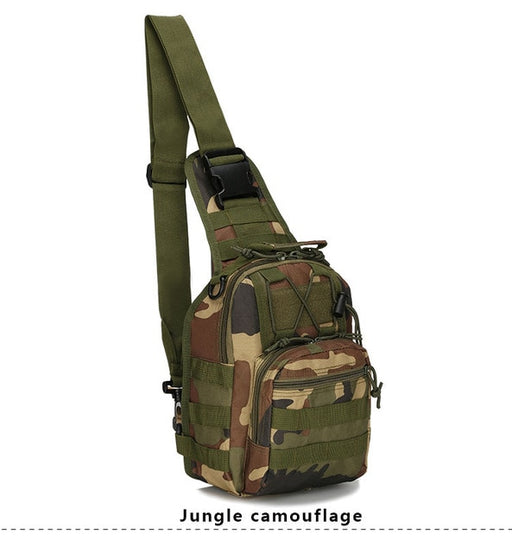 600D Outdoor Sports Bag Military Shoulder Camping Hiking Bag Tactical Backpack Utility Camping Travel Hiking Bag